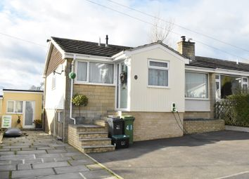 Thumbnail 3 bed semi-detached bungalow for sale in Farley Dell, Coleford, Radstock