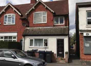 Thumbnail 1 bed flat to rent in Highbridge Road, Sutton Coldfield, Birmingham