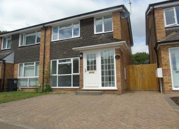 Thumbnail 3 bed semi-detached house for sale in Ringway Road, Park Street, St.Albans