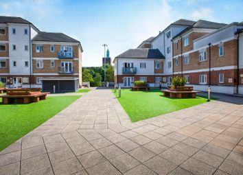Thumbnail 2 bed flat for sale in Hales Court, Ley Farm Close, Watford, Hertfordshire