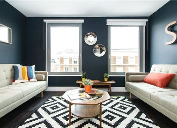 Thumbnail 3 bed flat to rent in 10 Kingsland High Street, London