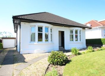 Thumbnail 3 bed bungalow for sale in Southwold Road, Paisley, Renfrewshire
