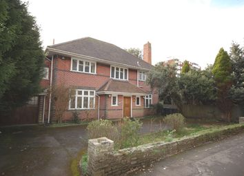 Thumbnail 5 bedroom detached house for sale in Grove Road, Bournemouth