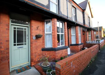 Thumbnail 2 bed terraced house for sale in Hafod Road, Prestatyn, Denbighshire