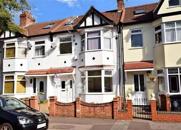 Thumbnail 4 bed terraced house for sale in Peterborough Road, Leyton