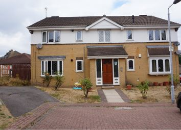 Thumbnail 2 bed flat for sale in Tannerbrook Close, Clayton