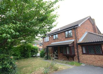 Thumbnail 4 bedroom detached house to rent in Strand Way, Lower Earley, Reading
