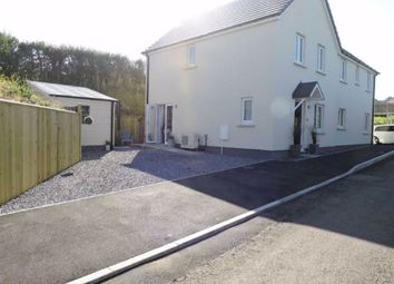 3 bed semi-detached house for sale in Heol Llansaint, Nr. Ferryside, Kidwelly SA17