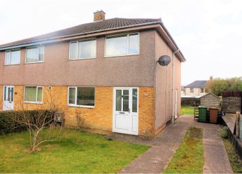 Thumbnail 3 bed semi-detached house for sale in Second Avenue, Caerphilly