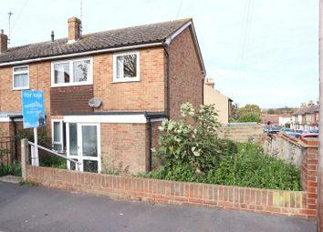 Thumbnail 3 bed end terrace house for sale in Fronks Road, Dovercourt, Harwich