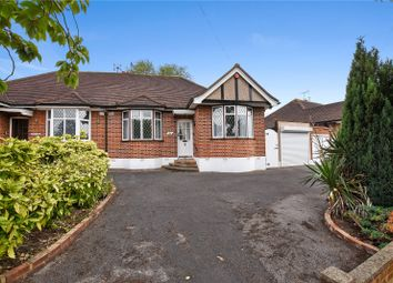 Thumbnail 2 bed semi-detached bungalow to rent in Compton Rise, Pinner, Middlesex