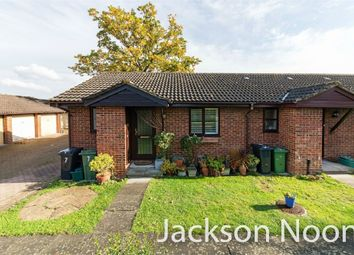 Thumbnail 1 bed terraced bungalow for sale in Danetree Close, West Ewell, Epsom