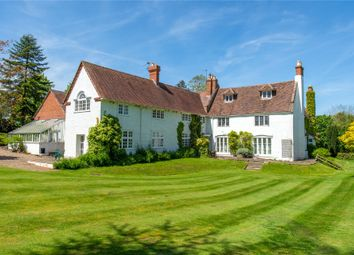 Thumbnail 9 bed detached house for sale in Church Lane, Forthampton, Tewkesbury, Gloucestershire