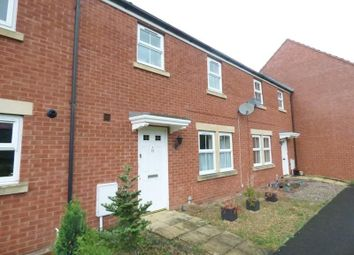 Thumbnail 3 bed terraced house to rent in Bodenham Field, Abbeymead, Gloucester