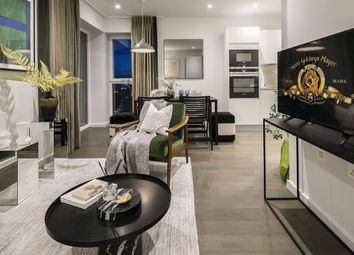 Thumbnail 2 bed flat for sale in E20, X Y Apartments, Maiden Lane, London