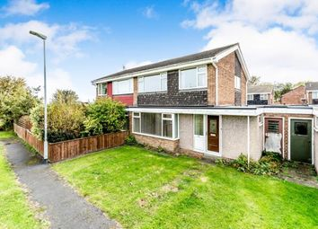 Thumbnail 3 bed semi-detached house for sale in Parkside, Sacriston, Durham