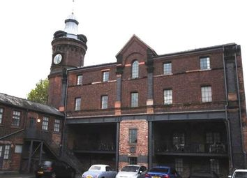 Thumbnail 2 bed flat for sale in Apartment, The Clock Tower, Elphins Drive, Warrington