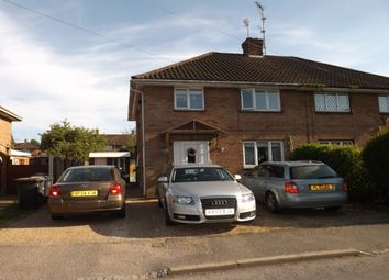 Thumbnail 3 bed semi-detached house for sale in Kendale Road, Luton
