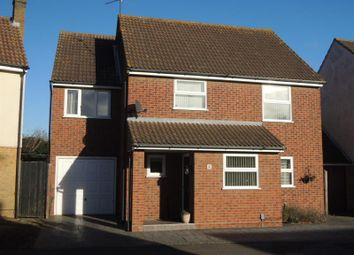 Thumbnail 5 bed detached house for sale in Bailey Dale, Stanway, Colchester