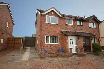 Thumbnail 3 bedroom semi-detached house to rent in Lime Street, Crewe