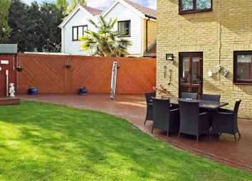 Thumbnail 4 bed detached house for sale in Borland Close, Greenhithe, Kent