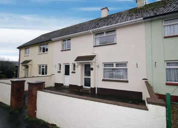 Thumbnail 3 bedroom terraced house to rent in Huntersway, Culmstock, Cullompton