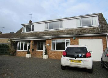 Thumbnail 5 bed detached house to rent in Edenham Road, Hanthorpe, Bourne, Lincolnshire