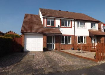 Thumbnail 4 bed semi-detached house for sale in Blackthorn Croft, Clayton-Le-Woods, Chorley, Lancashire