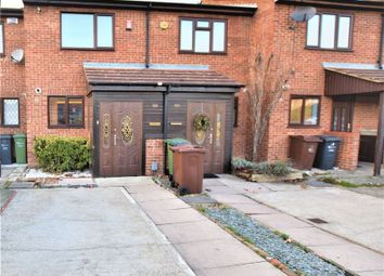 Thumbnail 2 bed terraced house to rent in Gregory Road, Chadwell Heath, Romford