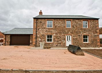 Thumbnail 4 bed detached house for sale in Pennington House, Station Road, Newbiggin, Penrith