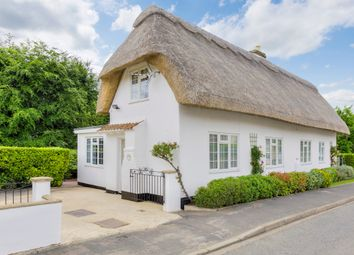 Thumbnail 3 bed cottage for sale in High Street, Longstanton, Cambridge, Cambridgeshire