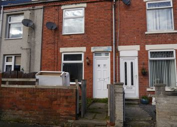 Thumbnail 3 bed terraced house to rent in Hodthorpe, Worksop