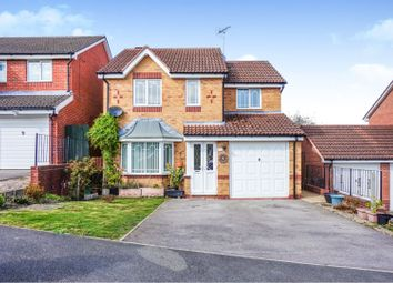 Thumbnail 4 bed detached house for sale in Bramble Close, Alfreton