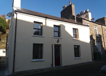 Thumbnail 4 bed terraced house for sale in The Lhargan, Port St. Mary, Isle Of Man