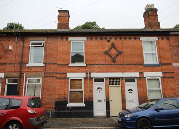 Thumbnail 3 bed terraced house to rent in Watson Street, Derby
