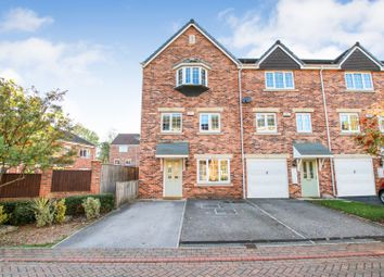 Thumbnail 4 bed town house for sale in Castle Lodge Court, Rothwell