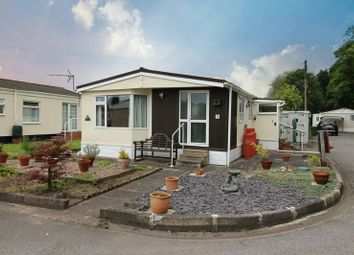 2 bed mobile/park home for sale in Cliff Road, Radcliffe-On-Trent, Nottingham NG12
