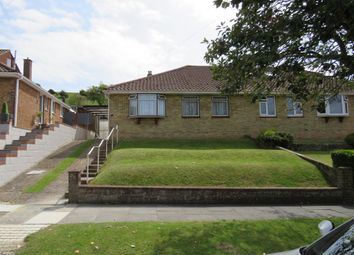 Thumbnail 2 bed semi-detached bungalow for sale in Cowley Drive, Brighton