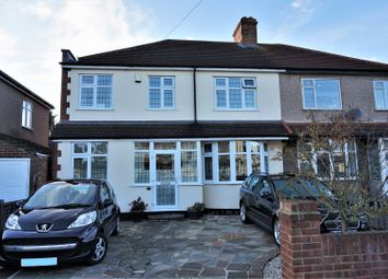 Thumbnail 5 bed semi-detached house for sale in Alexander Road, Bexleyheath