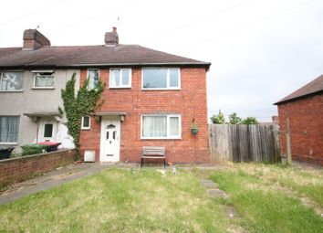 Thumbnail 3 bed end terrace house for sale in Charles Street, Gun Hill, Coventry