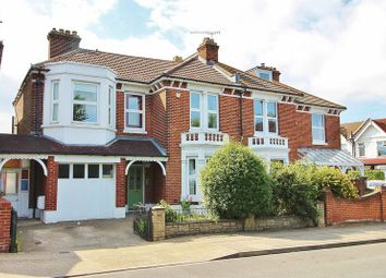 Thumbnail 5 bed semi-detached house for sale in Priory Crescent, Southsea