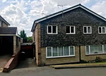 Thumbnail 3 bedroom semi-detached house for sale in Russells Hall Road, Dudley, West Midlands
