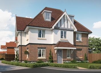 Thumbnail 5 bed detached house for sale in Lynwood, Fern Acre Gardens, Jackets Lane, Northwood