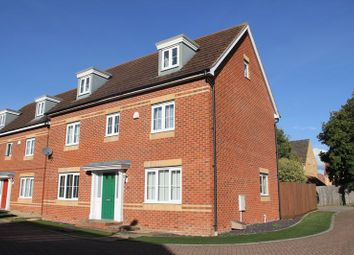 Thumbnail 5 bed detached house to rent in Teal Avenue, Soham, Ely
