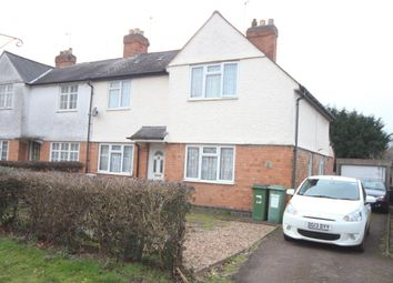 Thumbnail 3 bed semi-detached house for sale in Victoria Road, Whetstone, Leicester