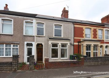 Thumbnail 3 bedroom property for sale in Romilly Road West, Canton, Cardiff