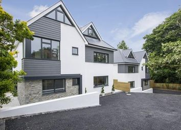 Thumbnail 4 bed town house for sale in Danecourt Road, Poole