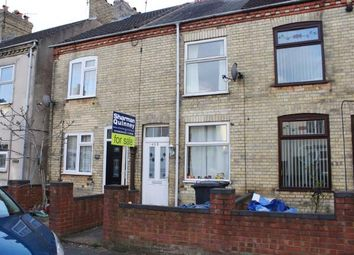 3 bed terraced house for sale in Gladstone Street, Peterborough, Cambridgeshire PE1