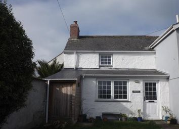 Thumbnail 2 bedroom end terrace house for sale in Mount Hawke, Truro, Cornwall