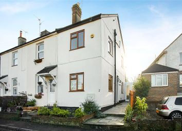 Thumbnail 2 bed terraced house for sale in Crescent Road, Bletchingley, Redhill, Surrey